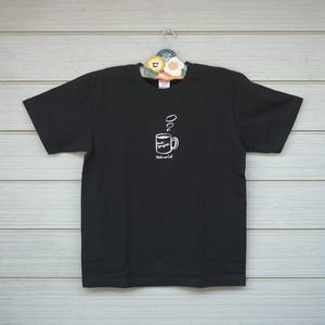 Wake-up Call Tシャツ(メンズ/ブラック)
