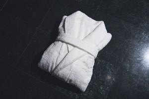 【HOTEL THE KO】プレオーガニックコットン使用バスローブ(今治生産タオル生地)