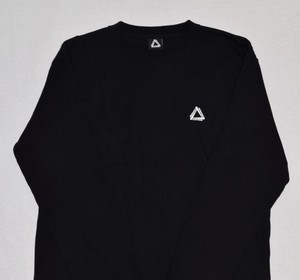 NISHED LOGO long sleeve T-shirt
