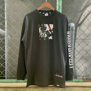 "LEFLAH / レフラー | "" P PHOTO LS-T "" - black"