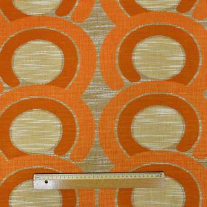 織柄カーテン(横456×縦246)