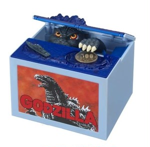 ゴジラバンク <Godzilla coin bank>