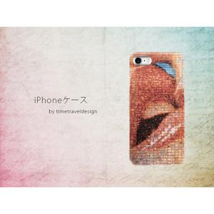 iPhone/Android対応 スマホケース-mosaic-