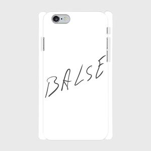 バルスマホケース for iPhone5/5s  白