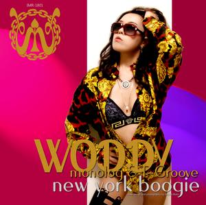 "WODDYFUNKmonolog&T-GrooveRemix - NEWYORKBOOGIE(7"")"