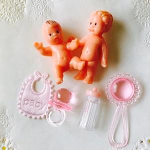 ベビーシャワー赤ちゃんセット