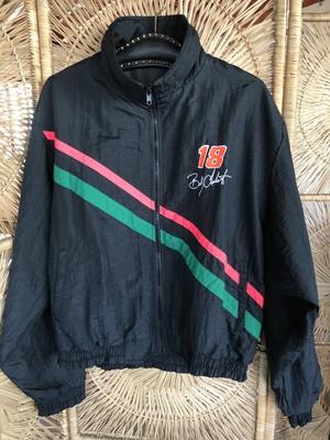 Vintage 90S ナイロンレーシングブルゾン