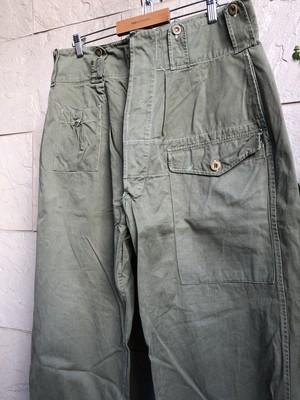 1940s Belgium military trousers 2