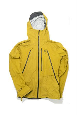 【OGZ USED】MOUNTAIN HARDWEAR クラウドシーカージャケット(Dry Qエリート) / サイズ: S / 色: イエロー / マウンテンハードウェア