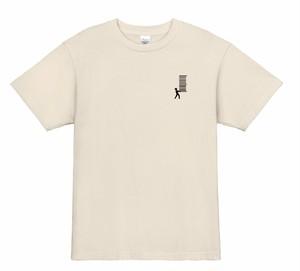 original design T-shirt  NATURAL
