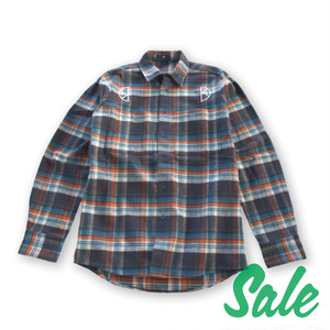 Ari PETROLEUM Check Shirts