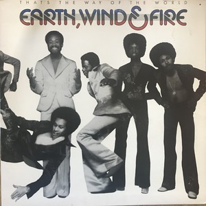 EARTH, WIND & FIRE / THAT'S THE WAY OF THE WORLD (1975)
