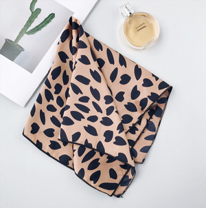 Leopard scarf[送料無料]/レオパードスカーフ