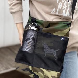 Woodland Camouflageショルダーバッグ