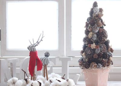 これからもずっと大切に。お子さんが大きくなってからもクリスマスに飾れる「マーメイドローズ」のナチュラルツリー