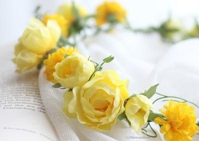 今すぐ結婚したくなっちゃう♡大切な人へ、宝物になるリースを提案するuchi-soto wreath(ウチソト リース)のMERMAID ROSE が可愛すぎる!