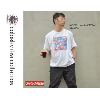 ★SNS利用者必見☆映え放題Tシャツ☆ワンランク上のART系お洒落Tシャツ★