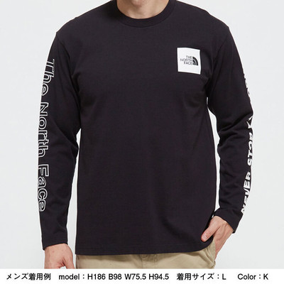 THE NORTH FACE 春に人気なL/S入荷♪