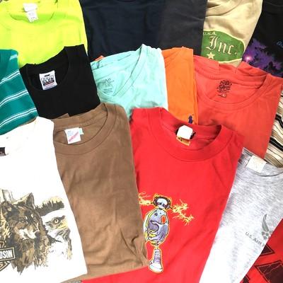 Tシャツの季節!ユーズドT今後もたくさんアップします