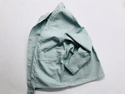 パステルカラー×羽織り、涼しカジュアルへの道