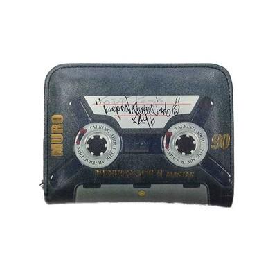 DJ MURO氏 手書きメッセージ入り カセットテープ!?な小物