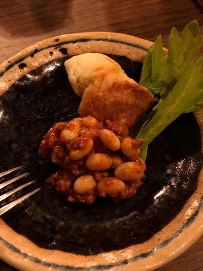 メキシカン料理とスパークリング