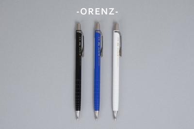 某有名校合格者ご用達!?ワンノックでずっと書けちゃう不思議なシャーペン「ORENZ」