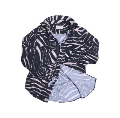DENIM&SUPPLY Ralph Lauren『ゼブラ柄シャツ』UPしました