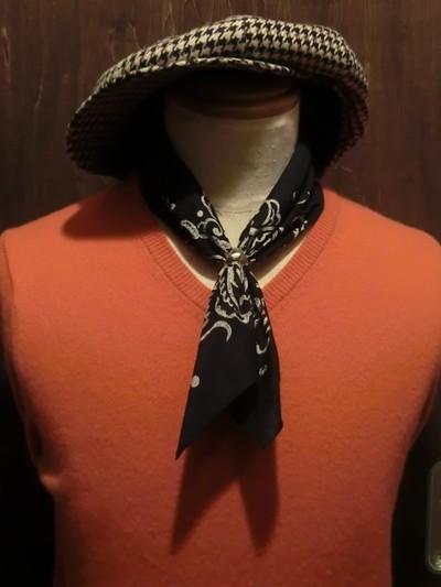 バンダナやスカーフのアレンジに!!ヴィンテージスタイルのスカーフリングはいかがでしょうか?