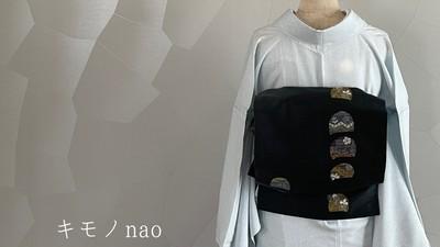 """【キモノnao】""""とりあえず夏の万能帯が欲しい"""" 織りの名古屋帯をおすすめします"""