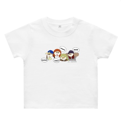 アーティストさんとのチャリティーコラボTシャツ!20日販売!