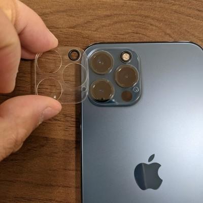 最新iPhone12シリーズの高性能カメラを守る!