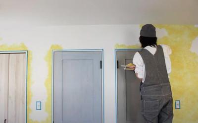 <とにかく楽しんで!>RoomClipユーザーに教えてもらった「塗る壁紙」シルクプラスターの楽しみ方
