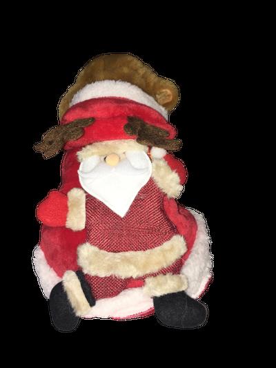 トナカイフード付き☆後ろ姿がたまらないクリスマスお洋服です♪