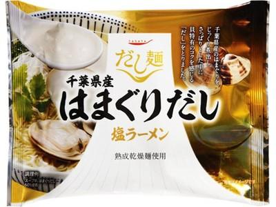 tabete だし麺 千葉県産はまぐりだし塩ラーメン 107g x10 * 5%OFF!