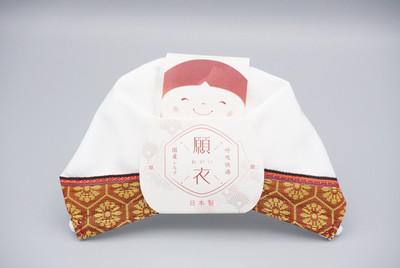 神社仏閣関係者の方へ。特別なマスクが出来ました。