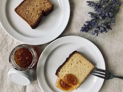 [nouveL'ecrin]清見オレンジのパウンドケーキ