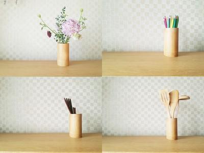 古い竹筒を今の暮らしで使いたくなる4つのアイデア