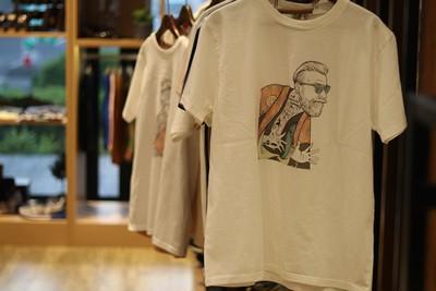 一枚でサマになる!サーフブランドTESの「傾奇者」シリーズTシャツ!