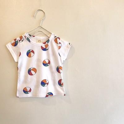 ボール柄Tシャツ☆