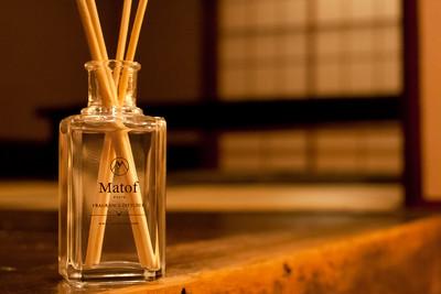 京の香りに包まれて、「Matof」