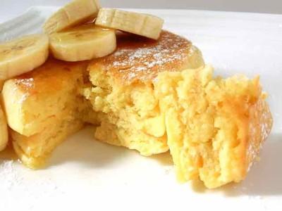 1つ星受賞!イギリス国際食品コンクールで1万超の出場者から選ばれたパンケーキミックス