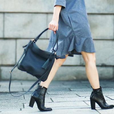 人気の2WAYバッグが新色になって帰ってきました!ふんわりデザインと素材にこだわった職人自慢の逸品。
