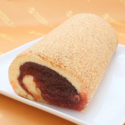 注文殺到!「秘密のケンミンSHOW」で取り上げられた、日本一ジャムの量が多いジャムロールケーキ。