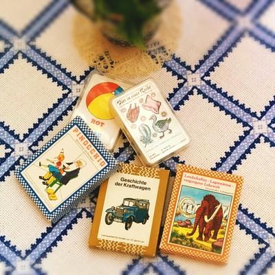 DDR(旧東ドイツ時代)のカードゲーム⑤