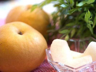 知ってた? 意外な梨の雑学について