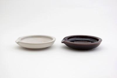 加藤智也さんの「おろし皿」初入荷