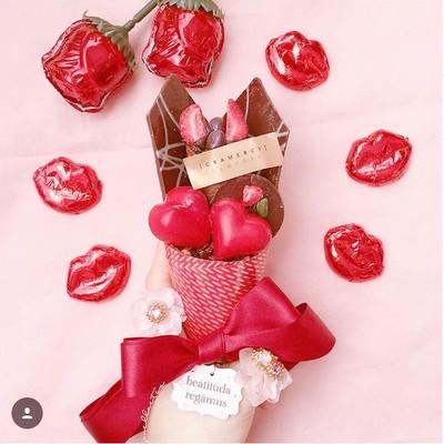 もうすぐバレンタイン♡チョコに添えるだけで特別なギフトにグレードアップする○○!