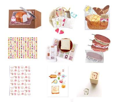 ヤガマキ秋のパン祭り!「欲張りさんのパンセット」