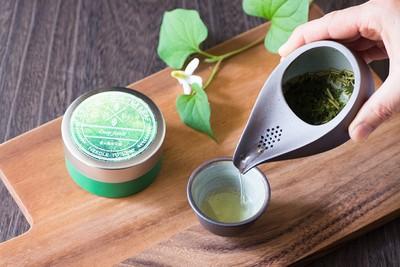 清々しい森を感じる…《旅する日本茶》深い森のお茶